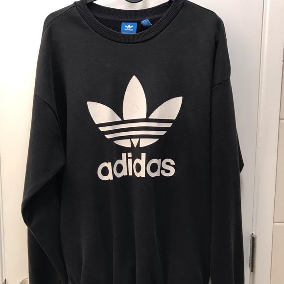adidas Jackets & Blazers - Adidas Pullover Sweater